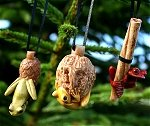 Tree Frog Ornaments