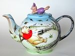 Lg Blustery Day Teapot