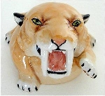 Claw the Saber Tooth Tiger