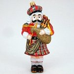 Scottish Nutcracker Red