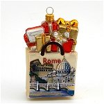 Rome Italy Shopping Bag