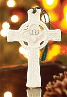 Claddagh Celtic Cross