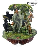Jungle Book - Greeting Card