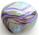 Glass Rock Paperweight