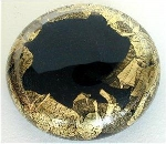 Gold Leaf Paperweight